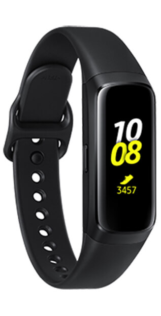 Samsung Galaxy Fit in Black
