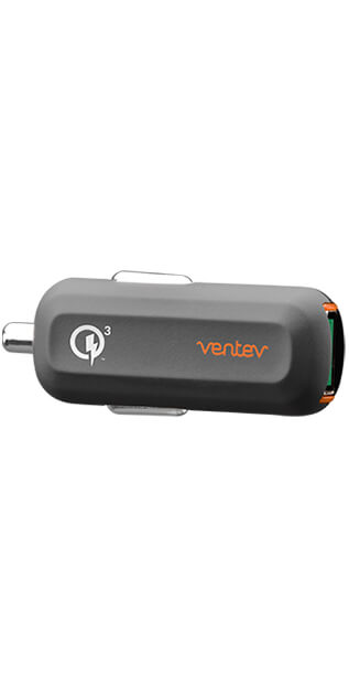 Ventev Dashport rq1300 mini Car Charger