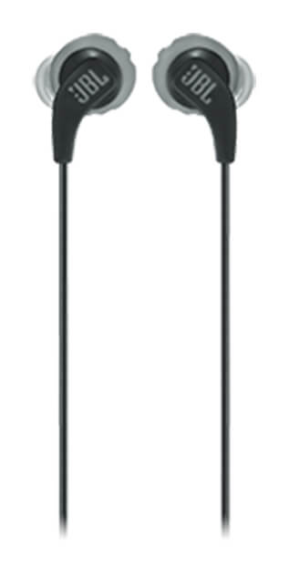 JBL Endurance Run Headphones in black