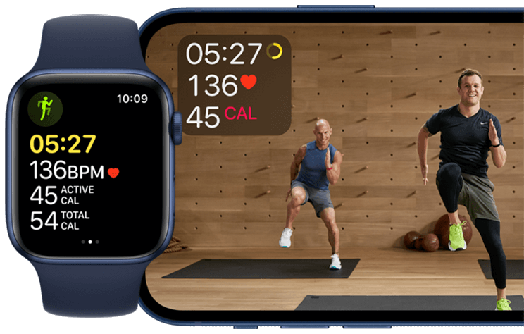 Apple Watch - Fitness+