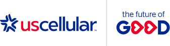 UScellular - Future of Good logo