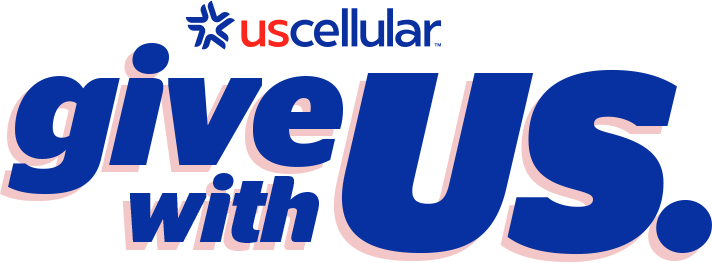 Give With Us - UScellular